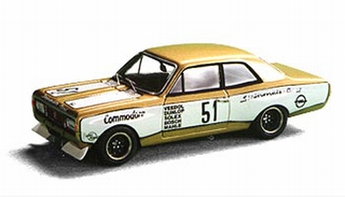 Opel Commodore GS Nürburgring 1972