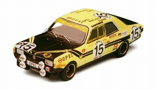 Opel Commodore GS Spa-Franchorchamps 1971