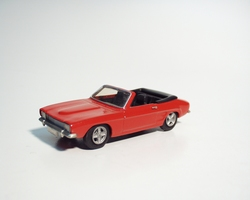 Ford Capri 1 Cabrio (Kit/Metall-Bausatz)